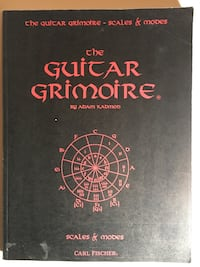 Guitar Grimoire Scales and Modes Los Angeles, 91605