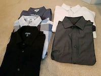 Boys size 10-12 dress shirts Middle River, 21220