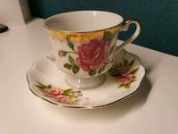 Bone China kahve fincani