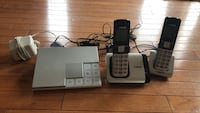 Ooma phone system with VTech handsets. Works with subscription  Ashburn, 20148