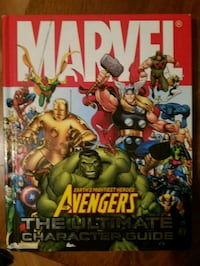 The ultimate marvel character guide  Queen Creek, 85142