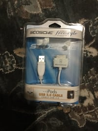 Scosche freestyle iPods in box