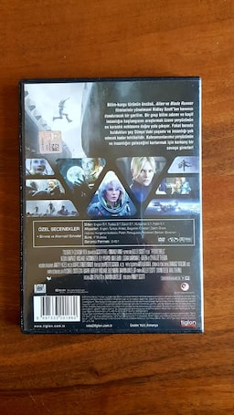 Prometheus DVD * Ridley Scott, Charlize Theron, Noomi Rapace, Michael  298888a7-1353-47f3-8830-0ee7ba291455