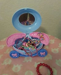 toddler's blue and pink plastic toy Bakersfield, 93305