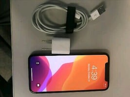 iPhone x 256gb......SHIPPING