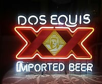 Dos Equis Imported Beer neon signage Harlingen, 78550