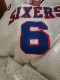 Sixers basketball Jersey  Vine Grove, 40175