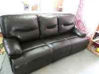 Leather electric reclining coutch Lake Placid, 33852