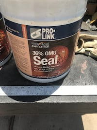 White pro link seal bucket