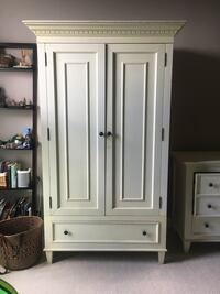 Gorgeous Arhaus armoire Woodbridge, 22192
