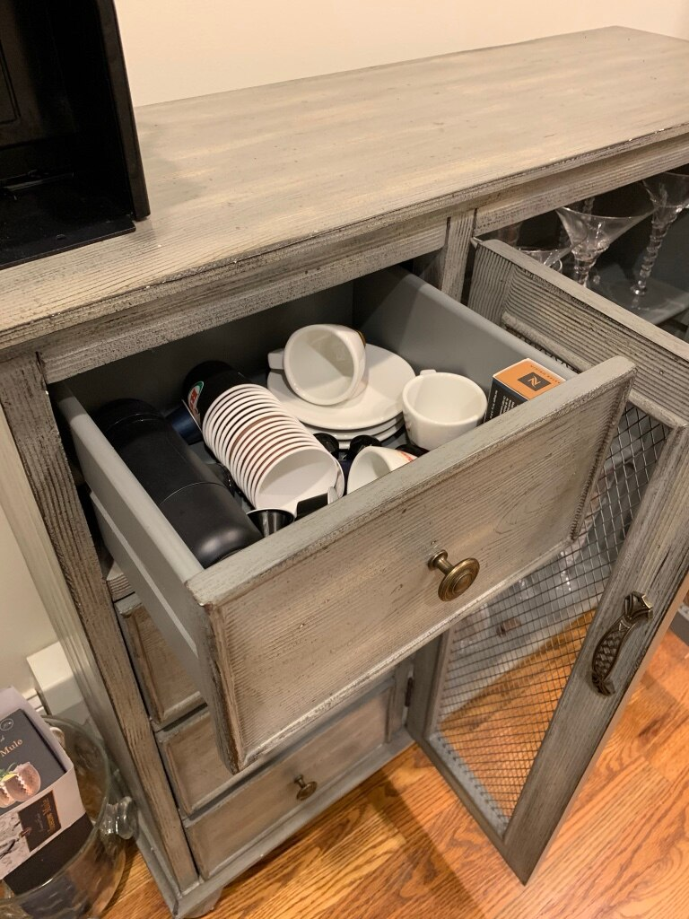 Kitchen Cabinet From Home Goods