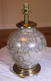 New in box! Frederic Cooper Lamp. Grosse Pointe Woods