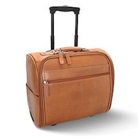 Leather underseat carry on NEW Guelph