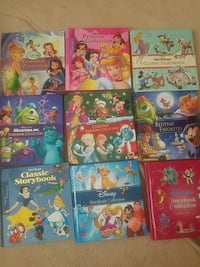 Brand new Disney storybook collection