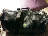 black and gray Louis Vuitton Monogram leather handbag Old Tappan, 07675