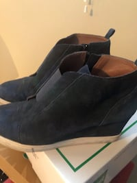 Sneaker bootie. Paolo brand size 38 Vaughan, L4L