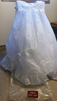 Wedding dress crinoline Calgary, T3K 5T9