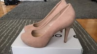 Just Fab High Heel Shoes size 8 Toronto