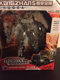 Transformers Robots Digsuise  Upland, 91786
