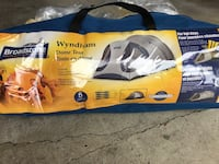 8 person Dome Tent - Excellent condition Port Moody, V3H 4T2