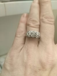 antique diamond engagement ring from over 80yeras  Brampton, L6W 1E3