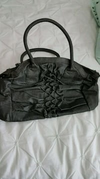 Grey handbag/purse  Calgary, T3N 0E4