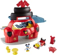 Disney Mickey and The Roadster Racers Roadster Racers Garage Calgary