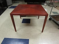 Solid wood coffee table Columbus