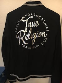 True Religion Bomber Jacket SZ M in Woman's  San Diego, 92139
