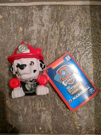 Paw patrol: Marshall bath toy