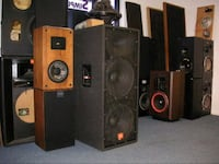 You drop off or i pick up any used speakers & amps Toronto, M3J 3G3