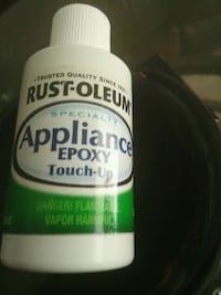 Appliance touch up paint. Free!