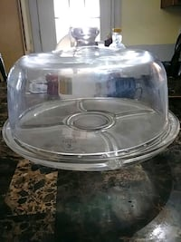 Gibson cake stand out of box but never used Strafford, 65757