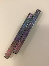 Urban Decay Eyeliner Glitter-Grey and Red-Orange Nizza, 06200