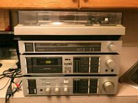 Pioneer Stereo System w Record Player Holbrook