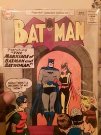 Batman marriage to catwoman
