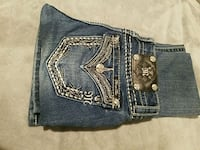 Perfect Condition Size 25 Miss Me's Cottonwood, 96022
