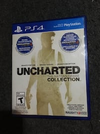 Two PS4 games: Borderlands and Unchartered Toronto, M5V 3T1