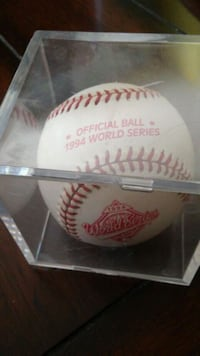 1994 Official World Series Baseball 2277 mi