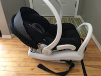 baby's black and gray car seat carrier Edmonton, T5S 0A6