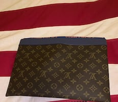 Louis Vuitton X Ken Jones Pochette