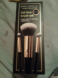 FULL FACE BRUSH SET 535 km