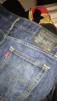 blue Levi Strauss & Co