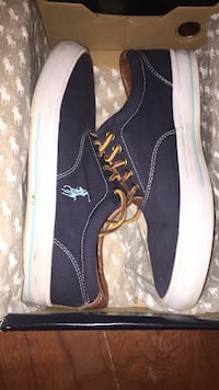 Men's/boys Polo shoes size 7 458 mi