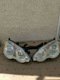 Acura rsx 02-04 headlights