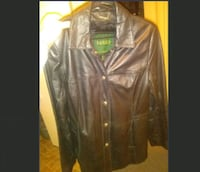Womens size medium danier leather jacket St. Catharines, L2M 7V1