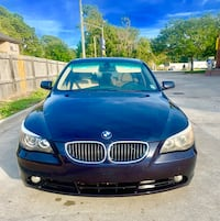 2007 BMW 5 Series Washington