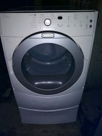 Front-load dryer comes with warranty and delivery 578 mi