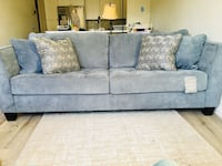 BRAND NEW sofa, chaise, occasional tables and rug San Diego, 92122