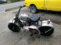 gray and black minibike Spokane, 99223